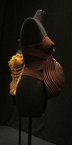 Maternity corset Gaultier
