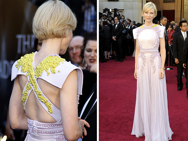 Cate Blanchett Givenchy gown 2011