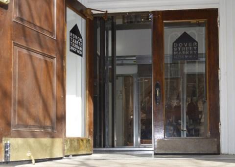 Dpver St Market NY entrance