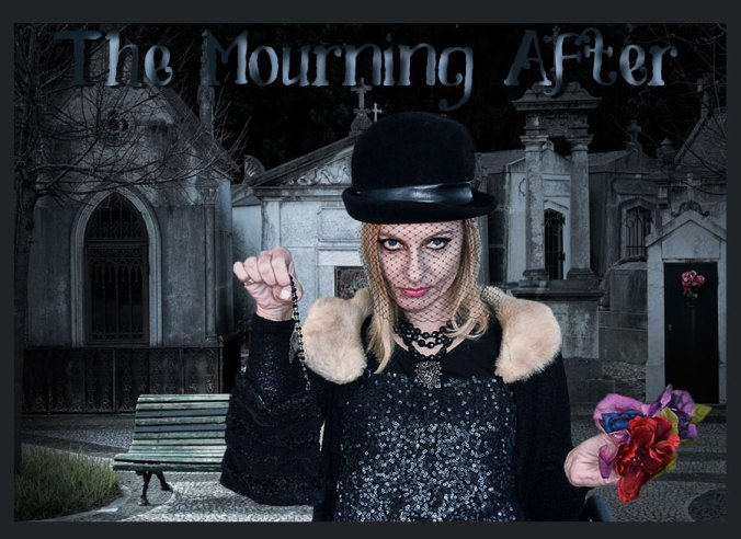 The Mourning After: NY fashion week 2015 - funeral fashion