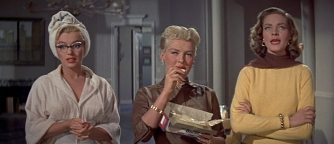 How to Marry a Millionaire with Lauren Bacall, Betty Grable and Lauren Bacall