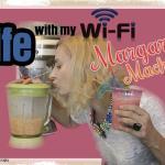 Slurp it, Chug It-can't imagine life without my WIFI Margarita Machine!
