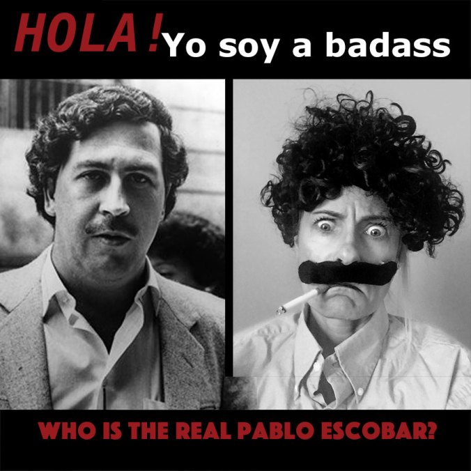 Who is the real Pablo Escobar?