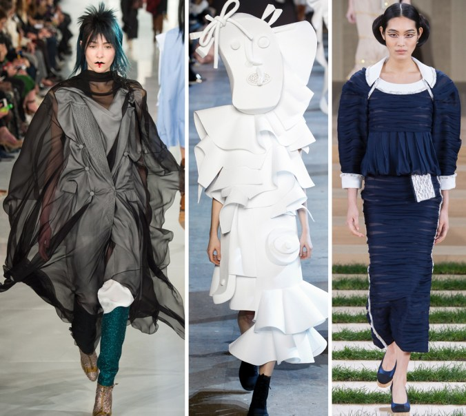 Paris Couture Fashion Week 2016 - Maison Marginal, Victor & Rolf and Chanel.