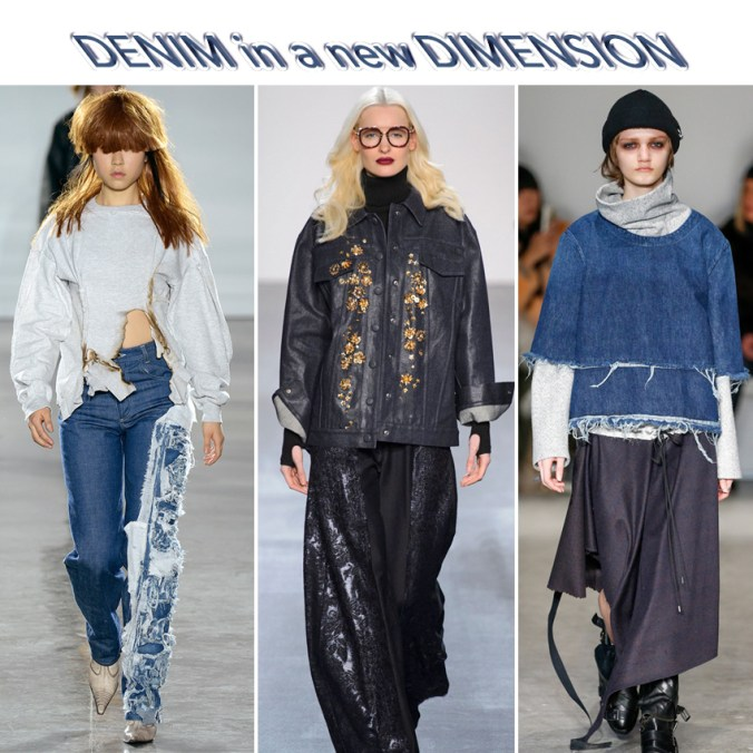 Denim collection from NY Fashion Week 2016 - Vifiles, Concept Korea, Public School