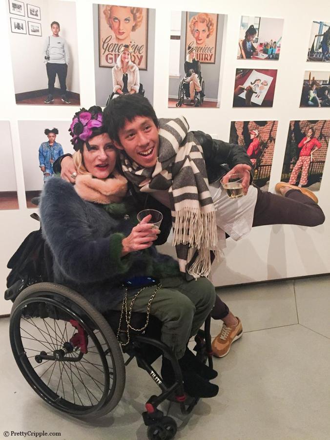 PrettyCripple and Zhi Wei Hiu