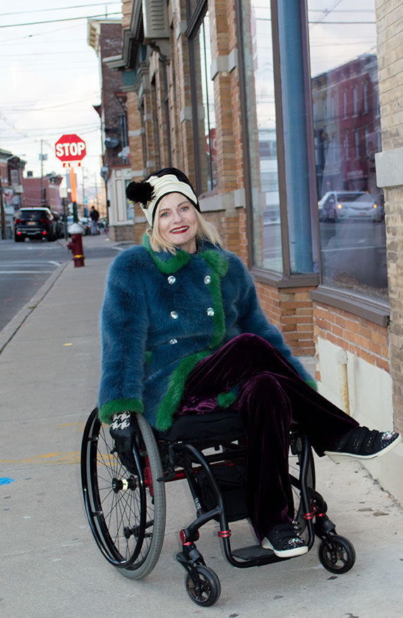 wheelchair blogger haverstraw ny