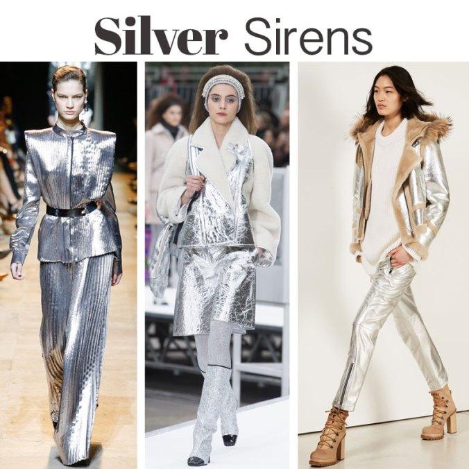 Silver Trend Fall 2017 Fashion