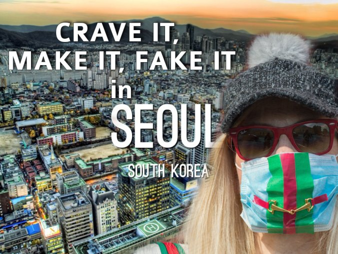 DIY customized trends in Seoul Korea
