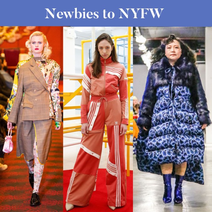 New designers at NY fashion week fall 2018