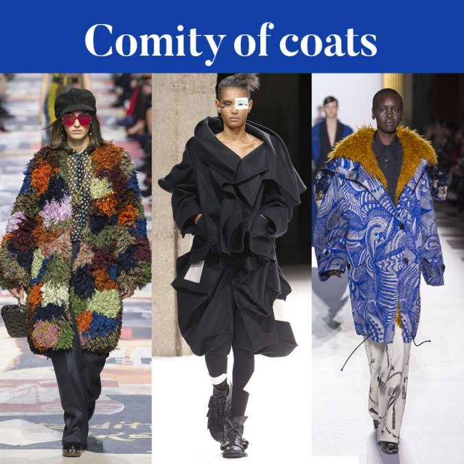 coat trends fall 2018 paris