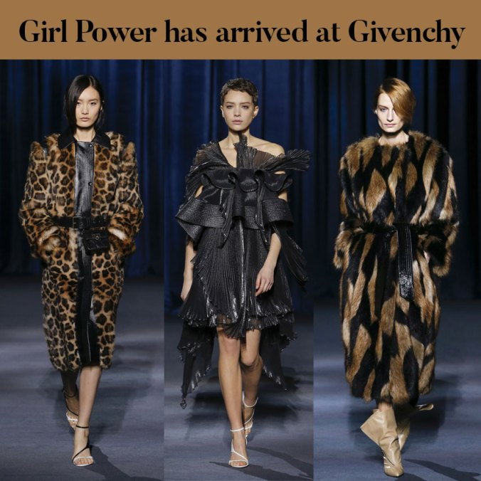givenchy fall 2018 paris