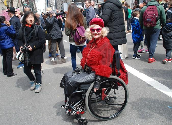 NY Easter Hat parade