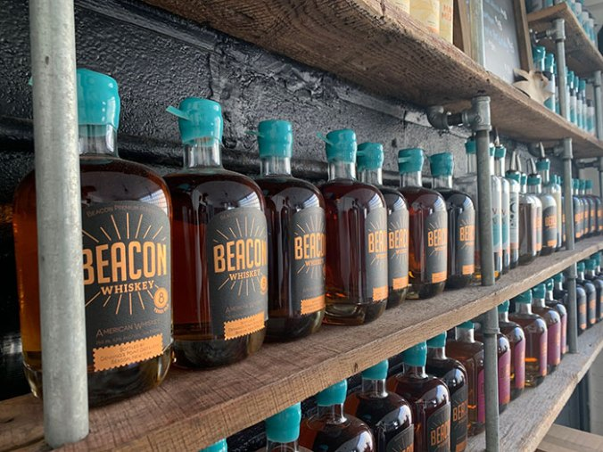 Distillery in Beacon NY