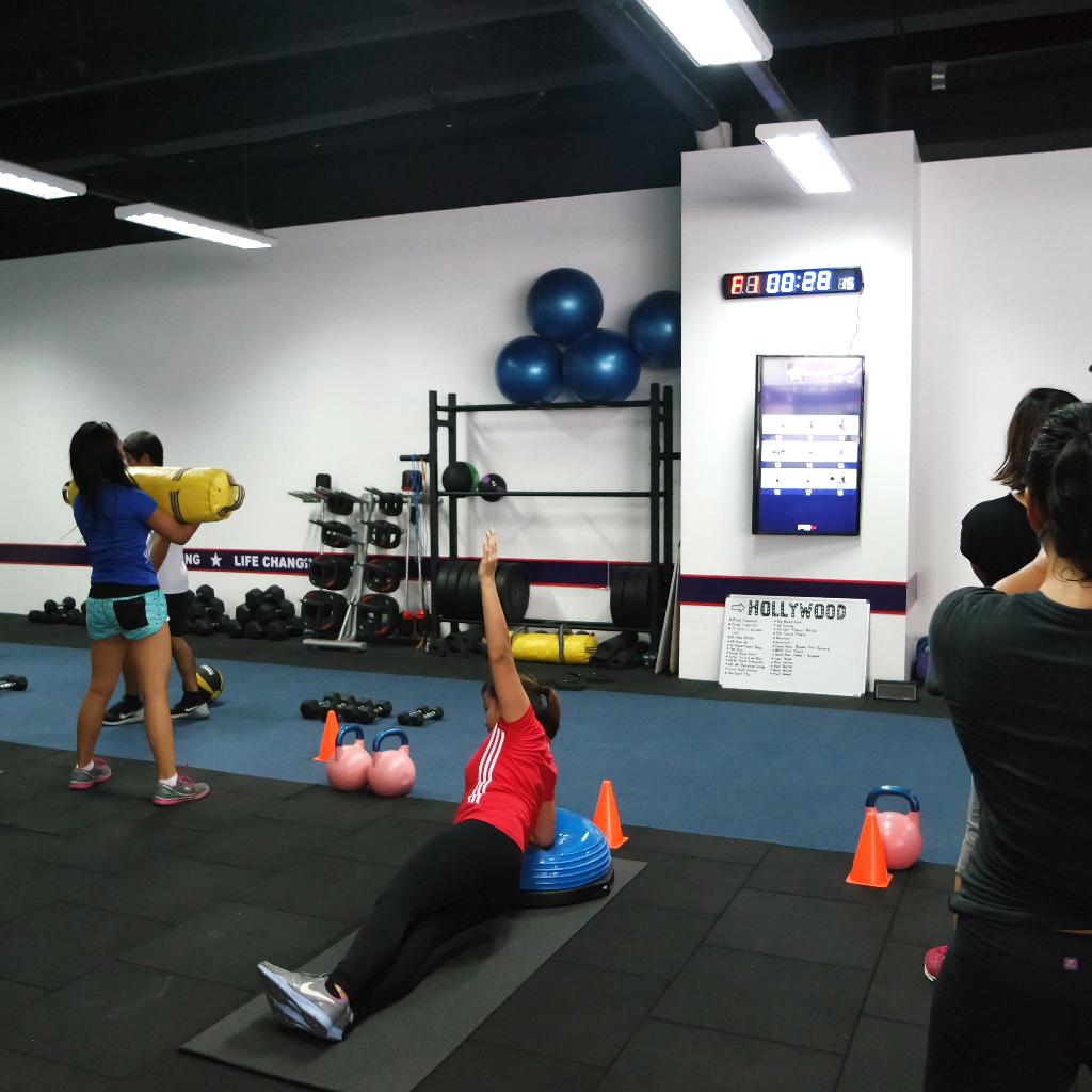 Functional Training: Sweat Sesh: F45 Functional Training