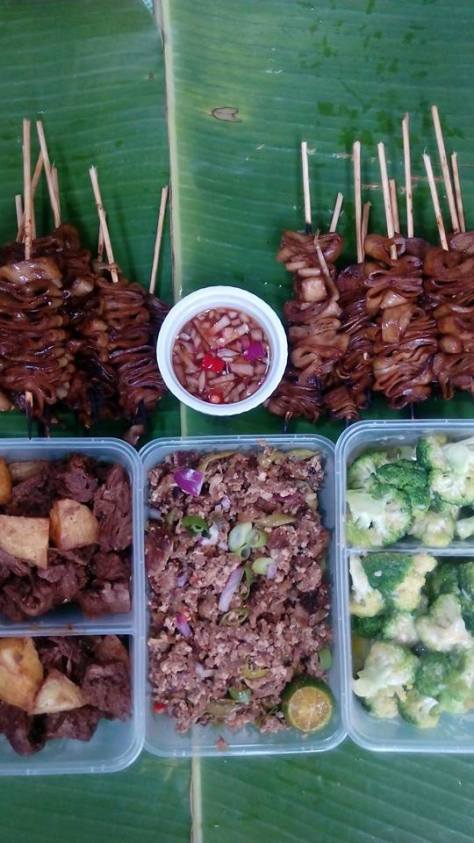 Greenery Kitchen is known for its amazing Vegan Isaw, BBQ and the Malunggay Dilis