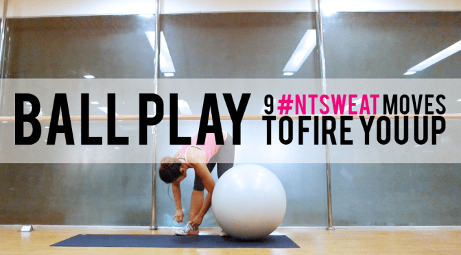 Ball Play: 9 NT Sweat Moves to Fire You Up