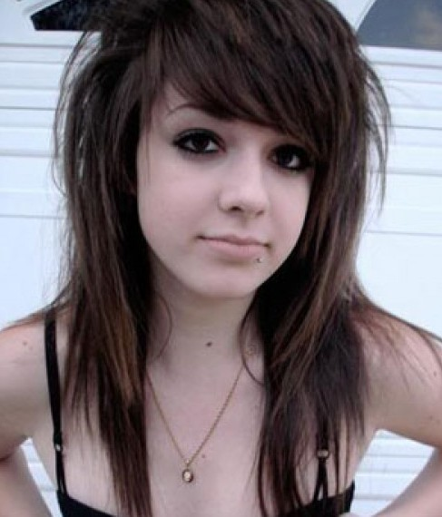 Emo Hairstyles For Girls Latest Popular Emo Girls' Haircuts