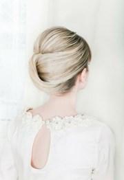wedding updo hairstyles - 8 romantic