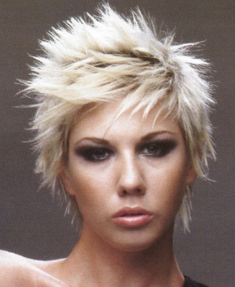 Punk Hairstyles For Women Stylish Punk Hair Photos Pretty Designs
