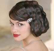 short wedding hairstyle ideas