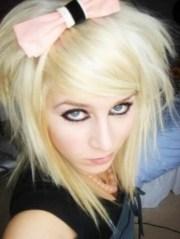 popular stylish emo hairstyles