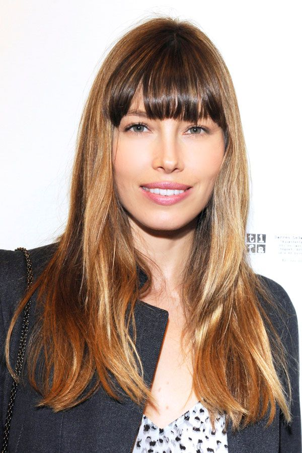 8 Beautiful Long Hairstyles With Bangs Pretty Designs