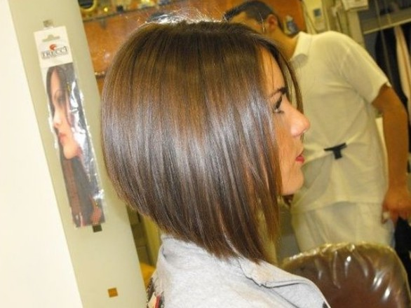 Graduated Bob Haircut Trendy Short Hairstyles For Women Pretty