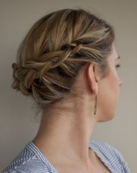 Short Hair Updos for Braids - Pretty Designs