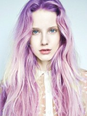striking colored hairstyles