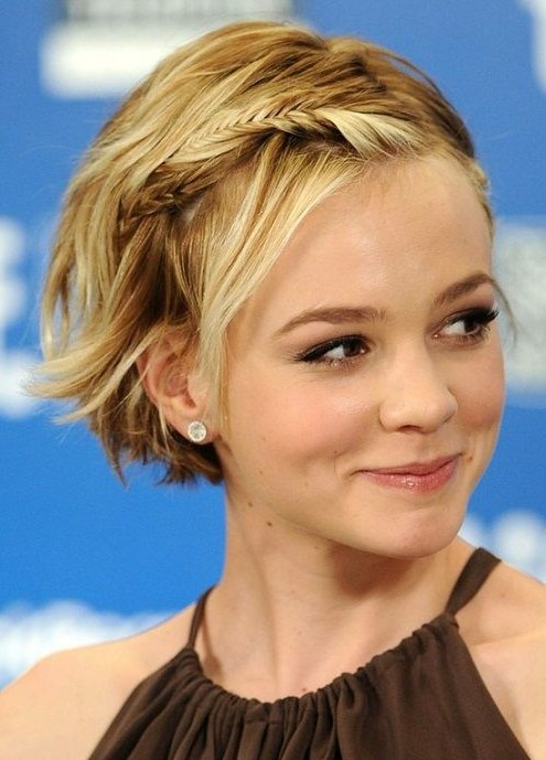 10 Straight Hairstyles For Short Hair Short Haircuts For 2014
