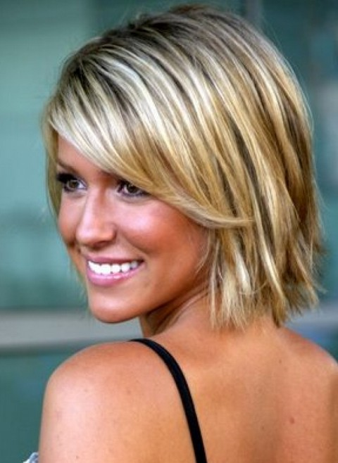 15 Chic Short Hairstyles for Thin Hair You Should Not MISS  Pretty Designs