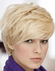 short layered hairstyles easy