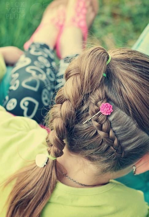 Braiding Hairstyles Ingenious Braided Hair Styles 2014