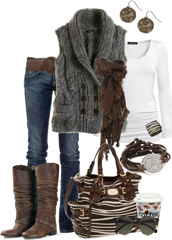12 Amazing Sweater Outfit Ideas for 2017 FallWinter Look  Pretty Designs