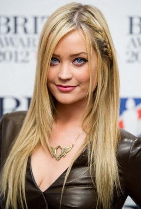 Hairstyle For 2014 Cute Braided Long Blonde Hairstyle For Girls