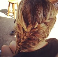 Ingenious Braiding Hairstyles 2014 - Pretty Designs