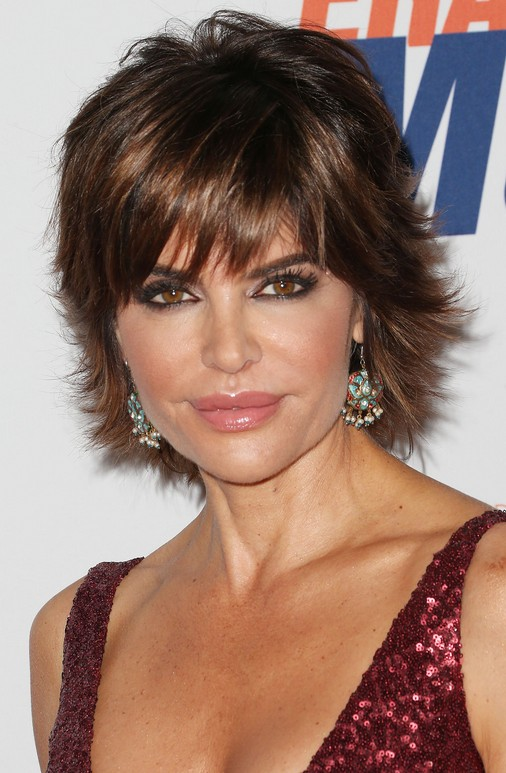 Hairstyles Like Lisa Rinna