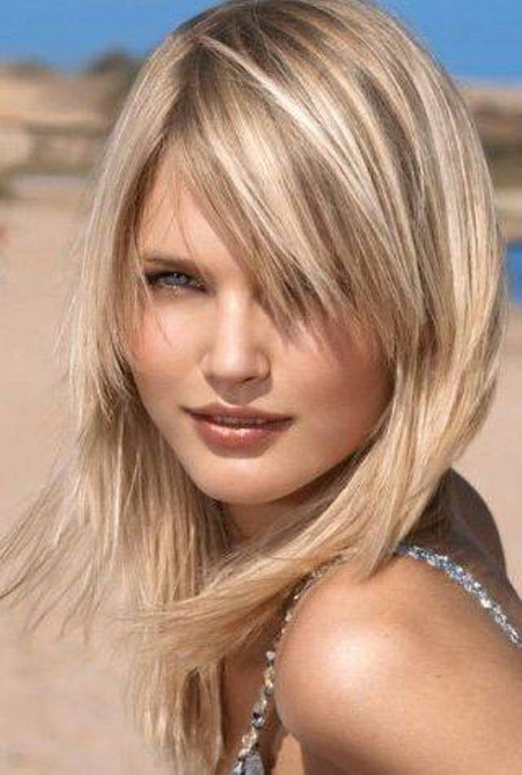 18 Easy and Flattering Shaggy Midlength Hairstyles for