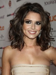 shoulder length hairstyle 2014