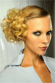 chic and simple party hairstyles