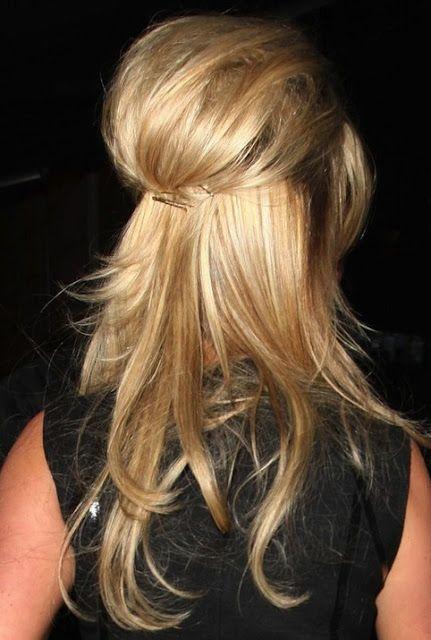 30 Cute and Fun Weekend Hairstyles  Simple Easy Hairstyles 2014  Pretty Designs