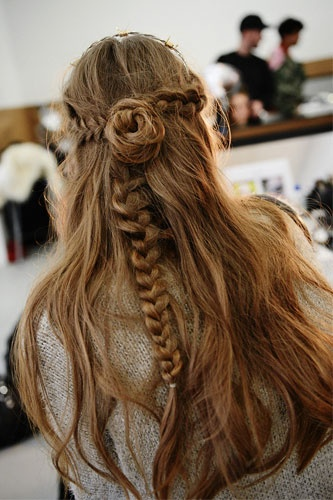 30 Cute and Fun Weekend Hairstyles  Simple Easy Hairstyles 2014  Pretty Designs