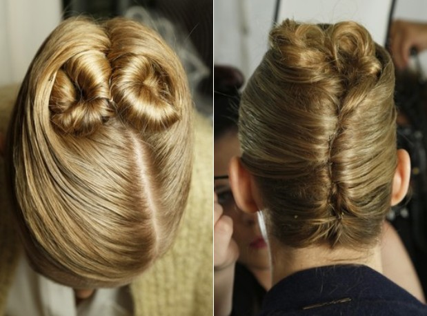 Hairstyle Trend From Fashion Shows Hairstyles For 2014