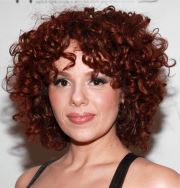 4 adorable curly hairstyles