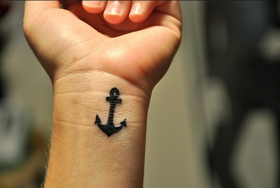 Simple But Attractive Tattoos