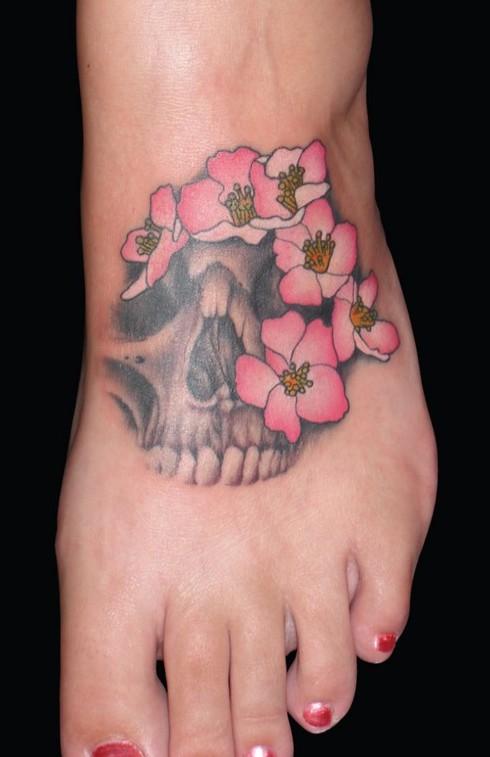 skull tattoos beginners
