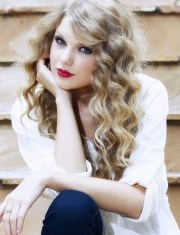 taylor swift hairstyles - celebrity