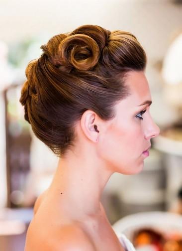 7 Dainty Vintage Updo Hairstyles Pretty Designs