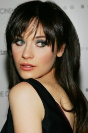 zooey deschanel hairstyle hair
